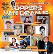 Toppers van Oranje, Deel 1. Cd