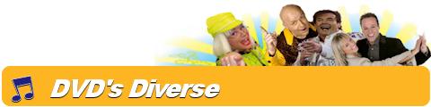 dvd's Diverse